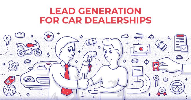 Lead Generation for Car Dealerships